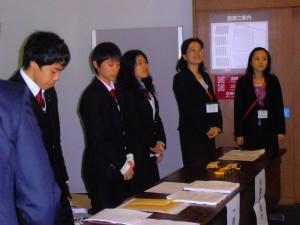 中学生弁論大会