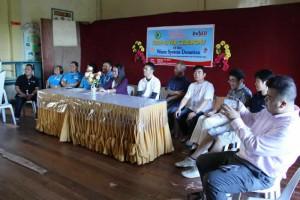 フィリピン・セブ島「台風災害貯水タンク寄贈」プロジェクト