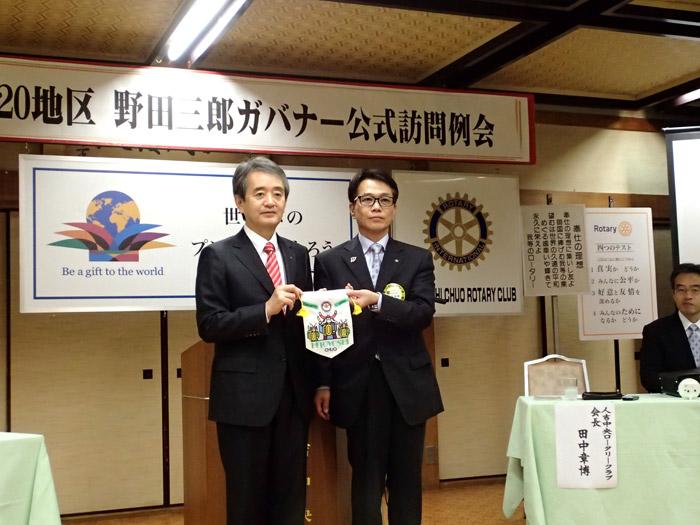 熊本第6グループ ガバナー公式訪問を終えて(人吉中央)