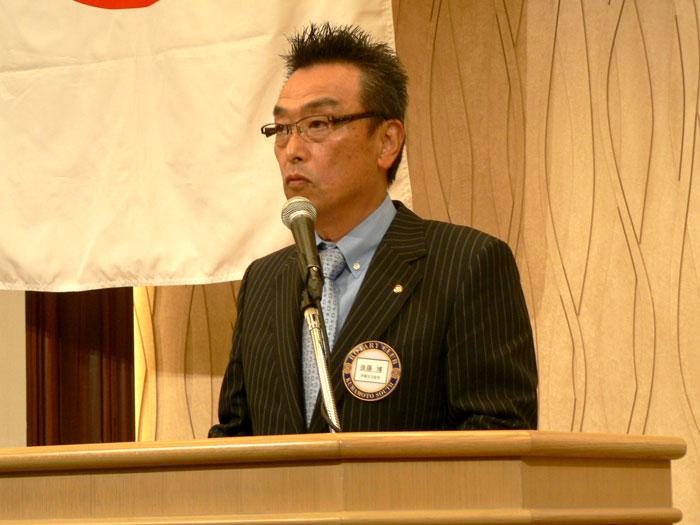 熊本第4グループ ガバナー公式訪問を終えて(熊本南)