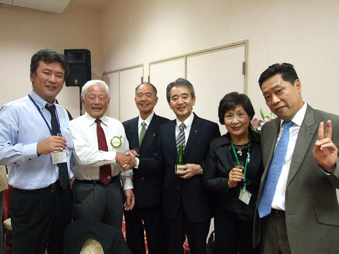 熊本第2グループ ガバナー公式訪問を終えて(阿蘇)