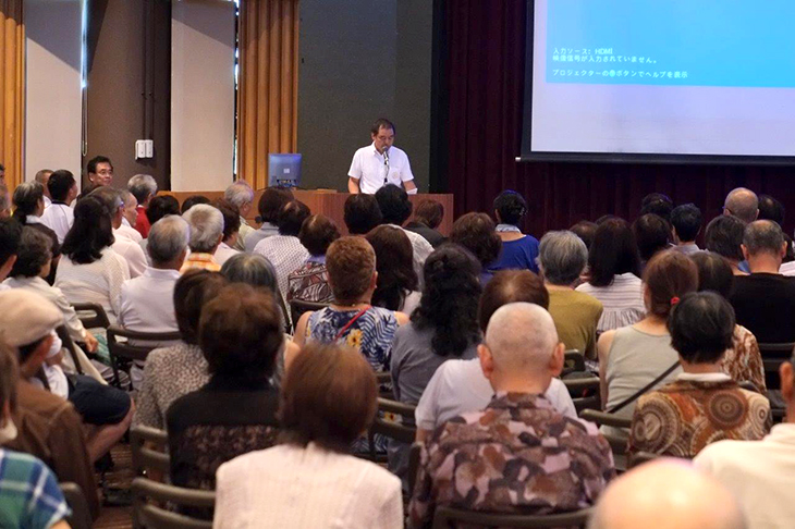 熊本・大分地震復興支援プロジェクト 「健さん」試写会開催の報告