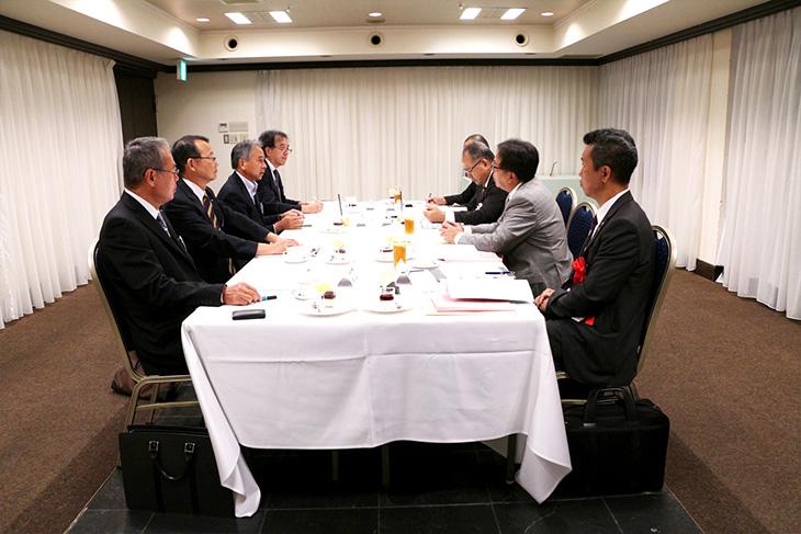 熊本第5グループ ガバナー公式訪問を終えて(八代)