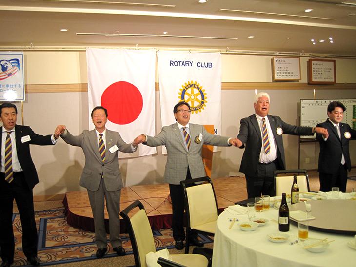 熊本第4グループ ガバナー公式訪問を終えて(熊本江南)