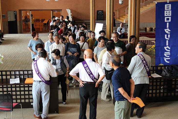 熊本震災復興支援チャリティコンサート報告 (日田RC)