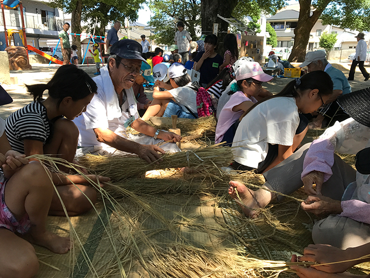 伝承遊びの集い開催