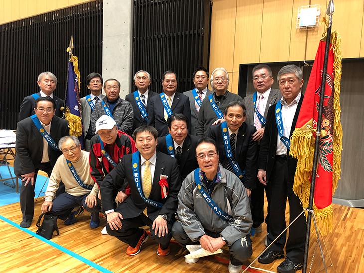 第40回新世代のための青少年卓球大会を開催しました。(熊本東RC)