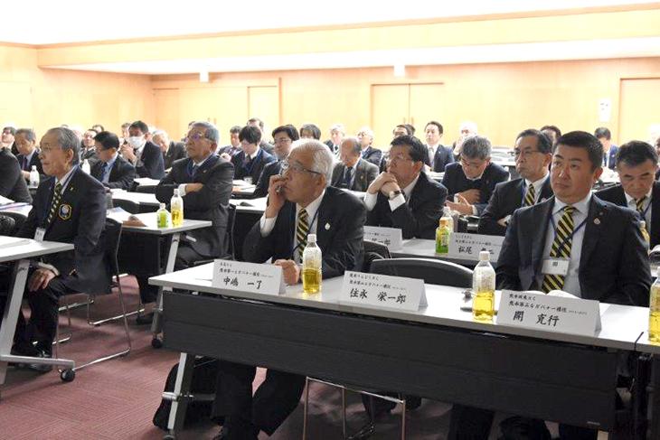 RI第2720地区 2018~2019年度 会長エレクト研修セミナー報告