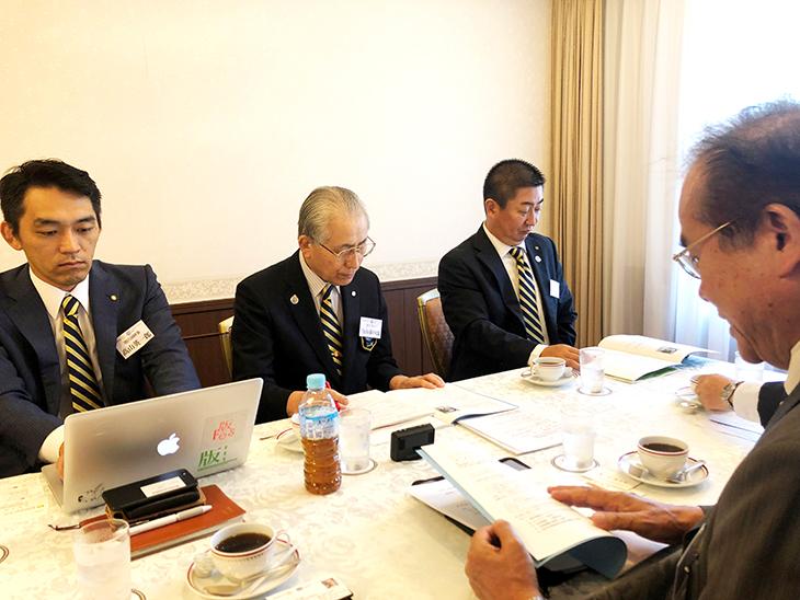 熊本第3グループ ガバナー公式訪問を終えて(熊本城東)