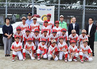 第33回 日出ロータリークラブ旗争奪少年野球大会