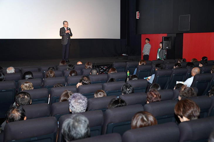 創立30周年記念事業 映画「ブレス」観賞会(熊本グリーンRC)