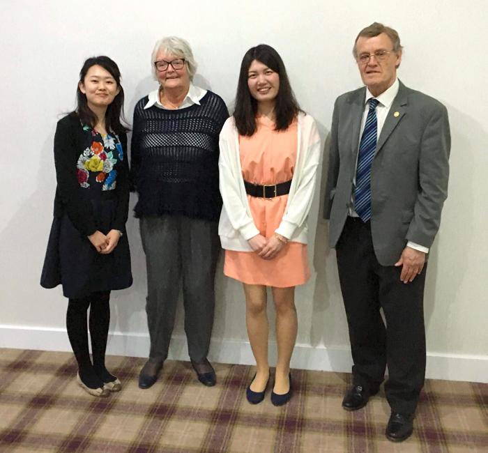 ロータリー財団奨学生最終報告書 山崎 智美
