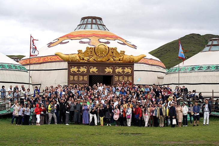 ロータリー米山世界大会(2720 Japan O.K.ロータリーEクラブ)