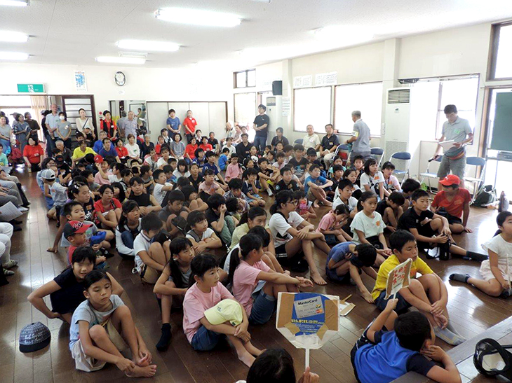 30年目の「伝承遊びの集い」を開催しました。(熊本東南RC)