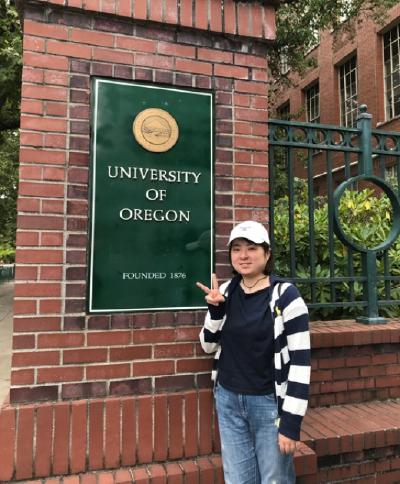 ロータリー財団奨学生中間報告 赤山紗也果(第1回)