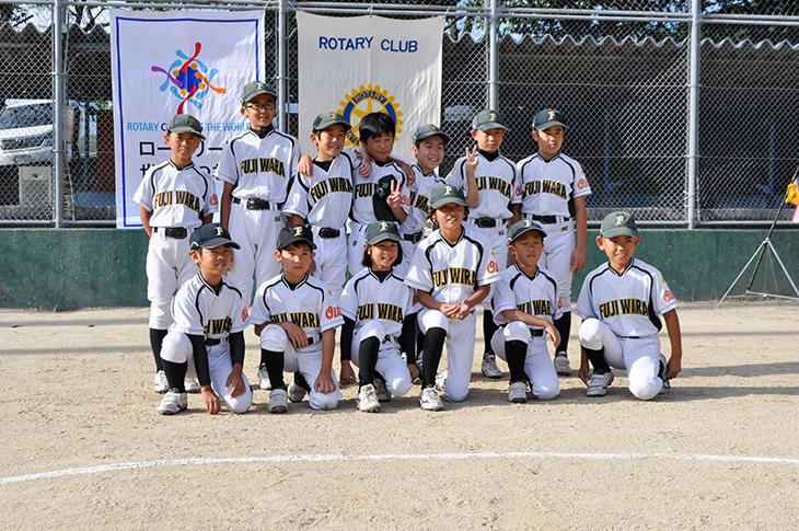 第34回 日出ロータリークラブ旗争奪少年野球大会
