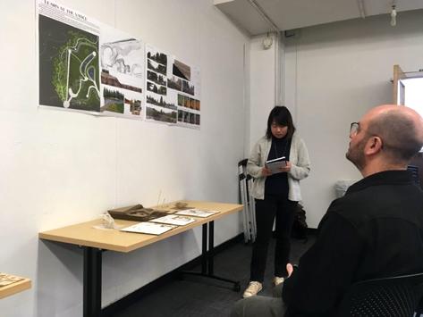 ロータリー財団奨学生中間報告 赤山紗也果(第4回)