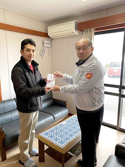 児童養護施設への高校生通学用自転車寄贈支援!(熊本東南RC)