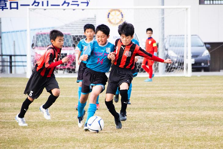 第33回「西天草ロータリークラブ少年サッカー大会」を開催!(西天草RC)
