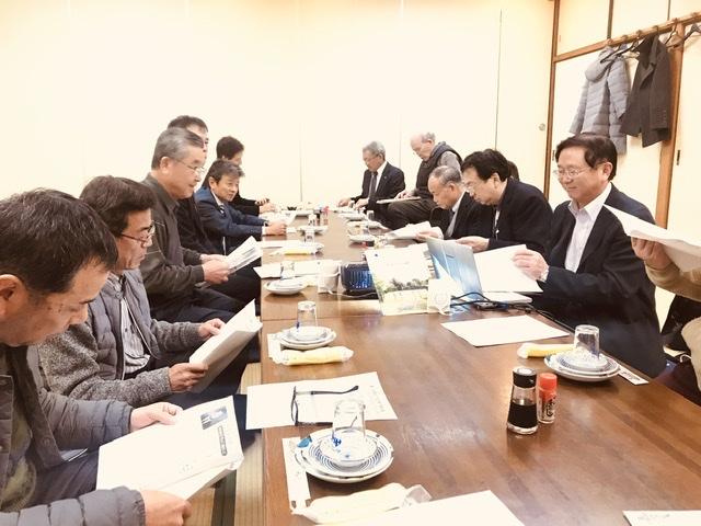 R情報委員による新入会員向け炉辺会合(天草中央RC)