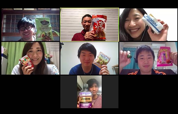 笑顔の空間づくりという奉仕(熊本北RAC4月第2例会)