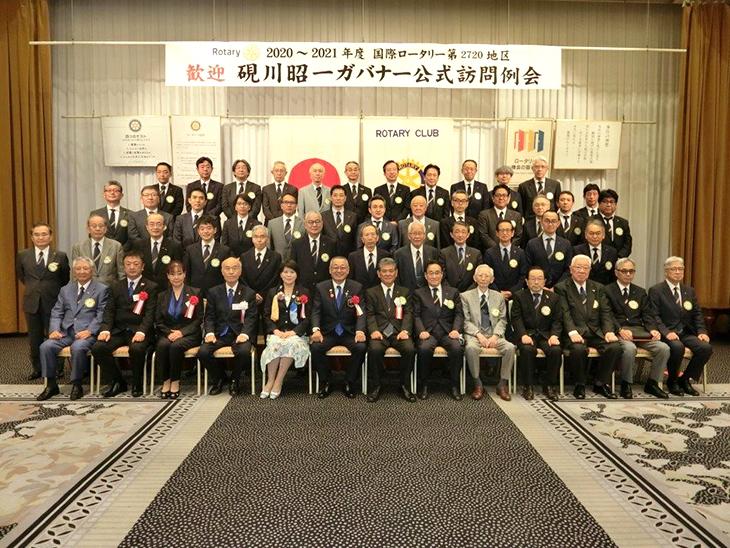 熊本第3グループ ガバナー公式訪問を終えて(熊本)