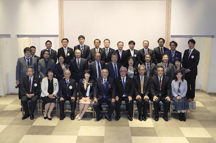 熊本第2グループ ガバナー公式訪問を終えて(菊池)