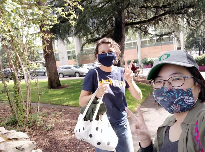 ロータリー財団奨学生中間報告 赤山紗也果(第12回)