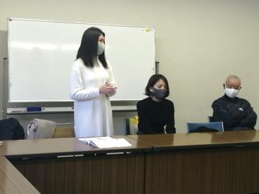 ロータリー財団奨学生 大学院留学後の活動報告 山崎 智美