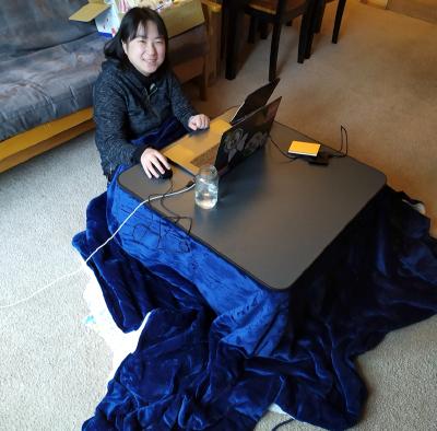 ロータリー財団奨学生中間報告 赤山紗也果(第15回)