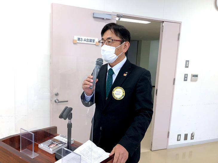 2月9日例会(津久見RC)