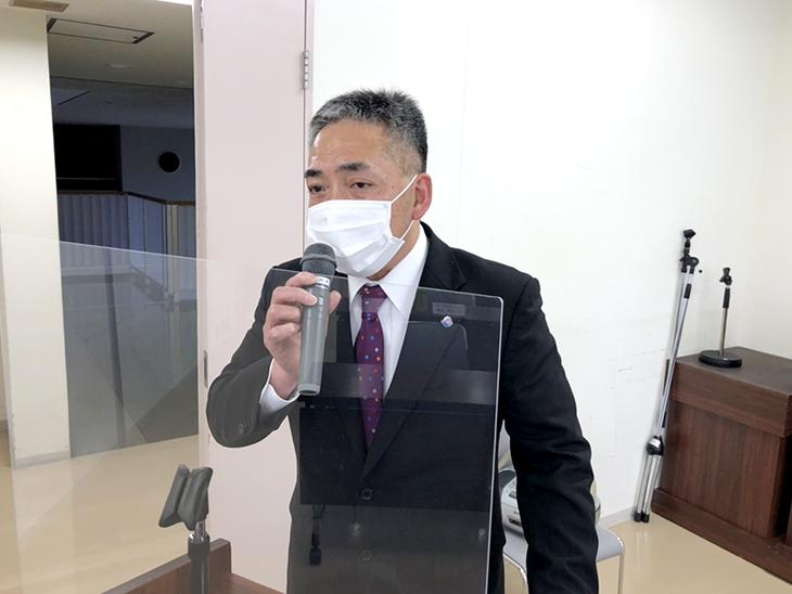 2021年3月16日例会(津久見RC)