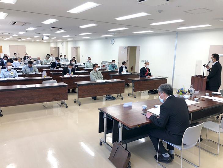 2021年4月20日例会(津久見RC)