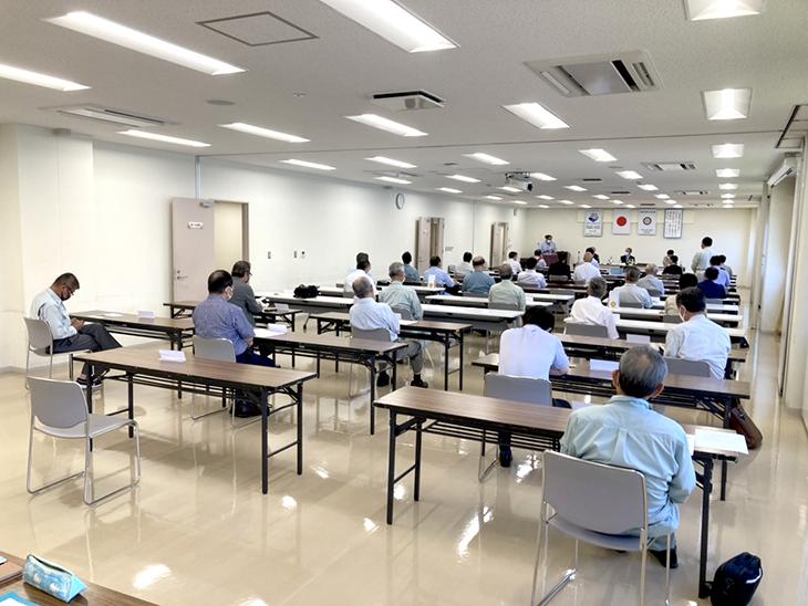 2021年7月20日 例会(津久見RC)
