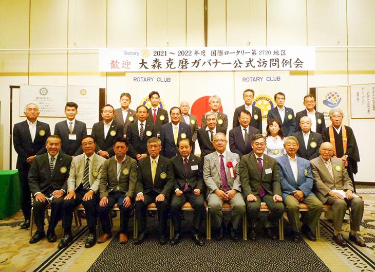 熊本第3グループ ガバナー公式訪問を終えて(熊本東)